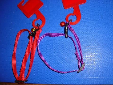 Ogrlica za mace-jednobojna
