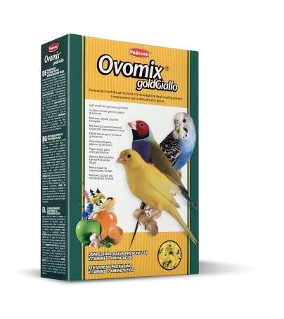 Ovomix goldgiallo - žuti