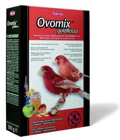 Ovomix goldrosso - crveni