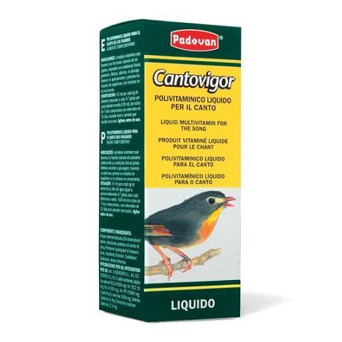 Padovan Cantovigor 30 ml-dodatak za pevanje