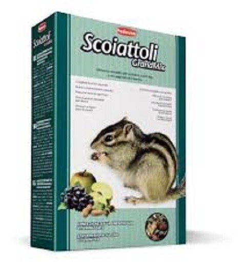 Padovan Grandmix Scoiattoli 750 grama hrana za veverice