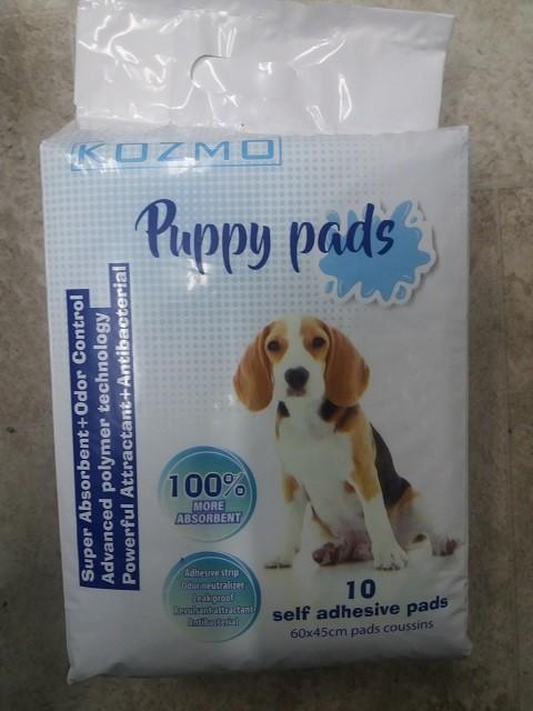Pelene za pse-samolepive 10 komada