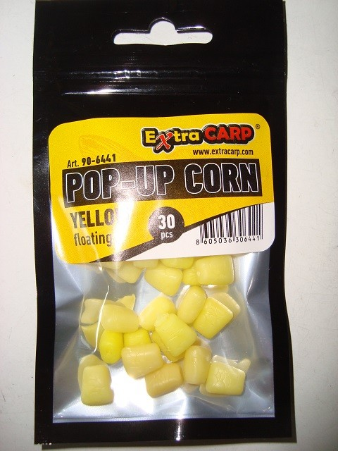 Pop-up corn FLUO ŽUTI