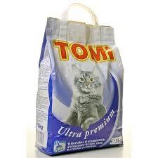 Posip za mačke Tomi Ultra Premium 5 kg.