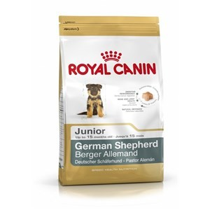 ROYAL CANIN BHN Briketi za štenad German Shepherd JUNIOR