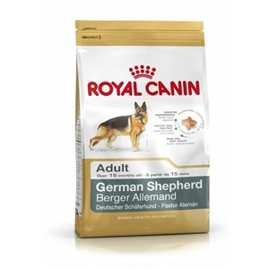 ROYAL CANIN  Briketi za pse German Shepherd Adult
