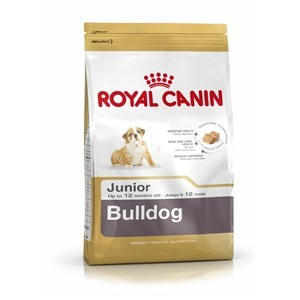 ROYAL CANIN  Briketi za štenad Bulldog JUNIOR