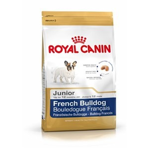 ROYAL CANIN  Briketi za štenad French Bulldog JUNIOR