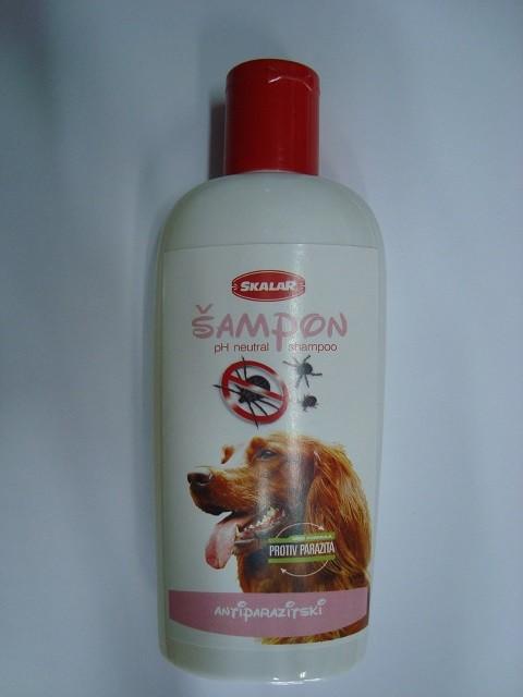 Šampon za pse-antiparazit