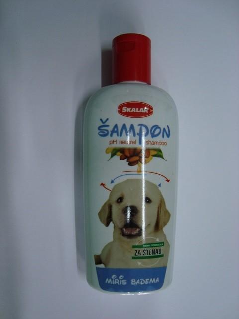 Šampon za štence 200 ml.