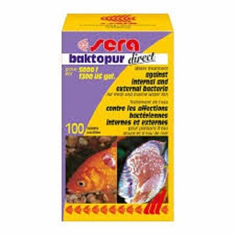 Sera Bactopur Direct 100 tableta