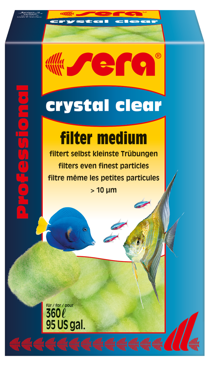 Sera Crystal clear professional 12