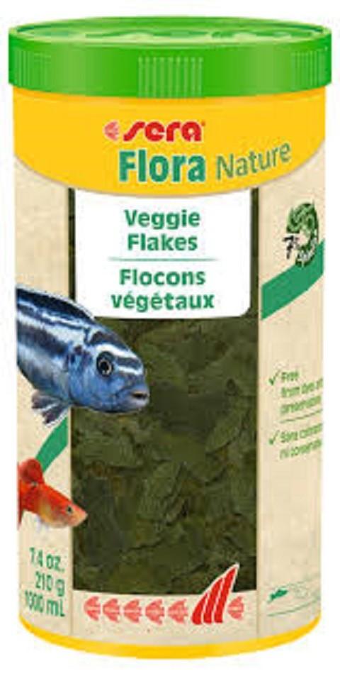 Sera Flora Nature 1000 ml.