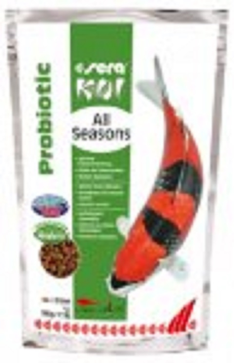 Sera Koi all seasons probiotic 0,5 kg.