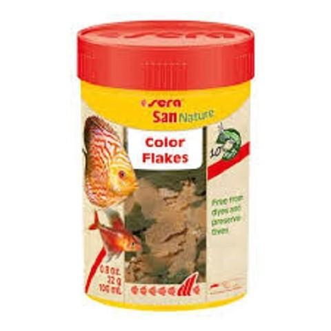 Sera San Nature-100 ml-hrana za ribice