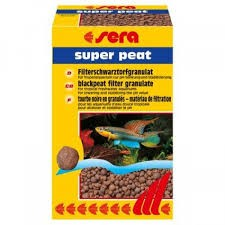Sera: Filter masa Super Peat, 500 gr