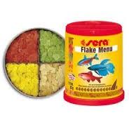 Sera Flakes menu 150 ml.