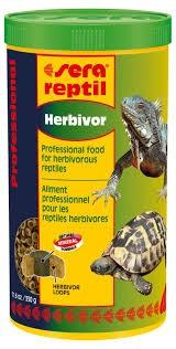 Sera-Hrana za biljojedne reptile Reptil Profesional Herbivor