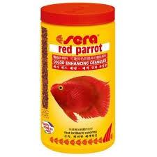 Sera-Hrana za ciklide Red Parott