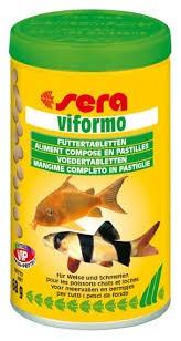 Sera-Hrana za čistače Viformo
