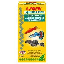 Sera: Hrana za ribice Spirulina Tabs