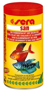 Sera-Hrana za tropske ribice San