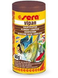 Sera-Hrana za tropske ribice Vipan