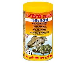 Sera-Hrana za vodene kornjače Raffy Royal-1000 ml