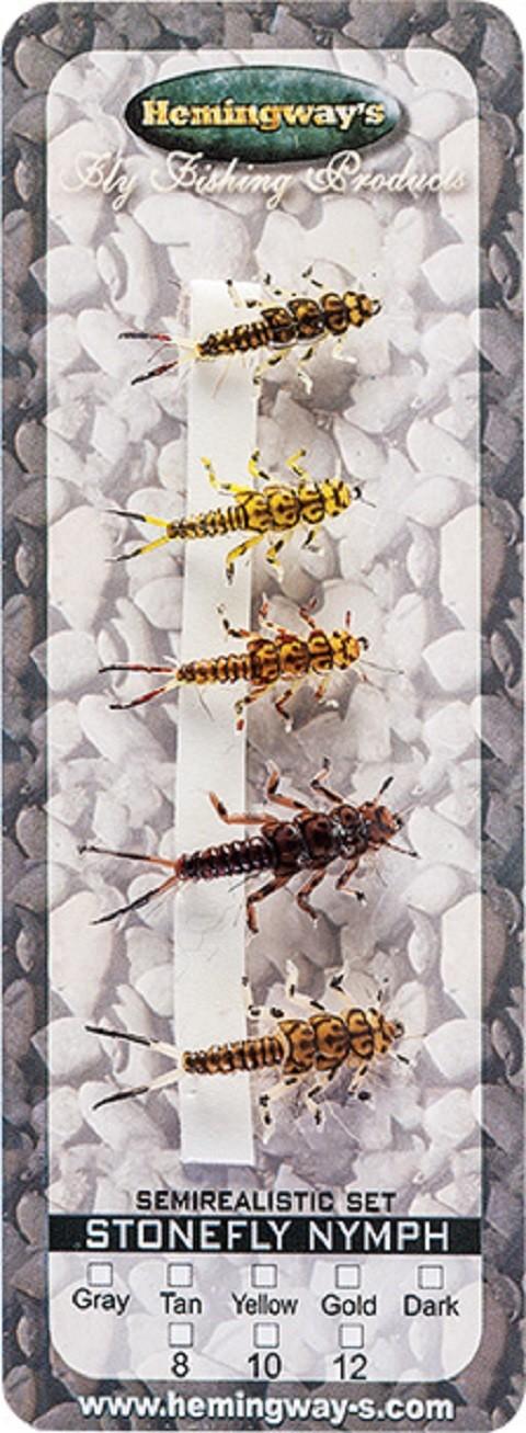 Set mušica Stonefly