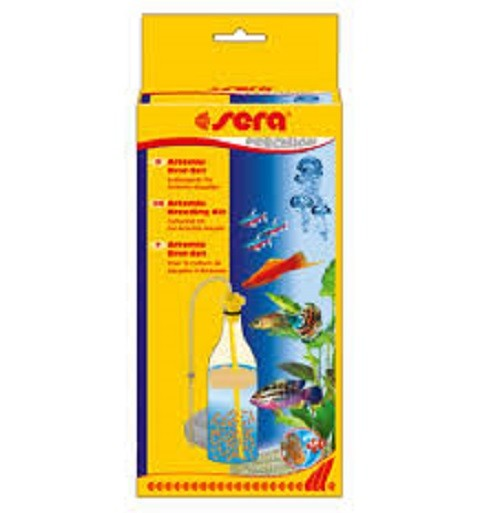 Set za uzgoj artemija Artemia Set-Sera