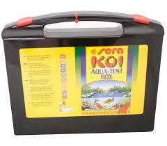 Set testera Koi Aqua Test Box