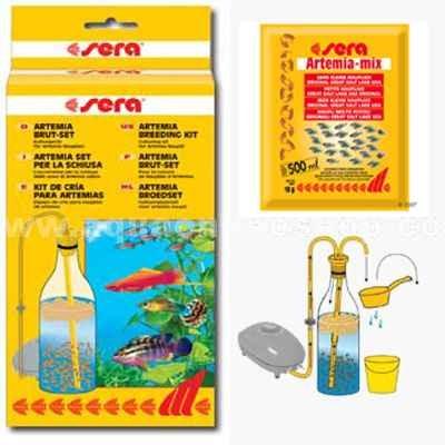 Set za uzgoj artemija Artemia Set