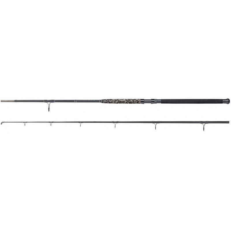 Štap DAM Madcat Black Allround 2,85m 100-250 gr.