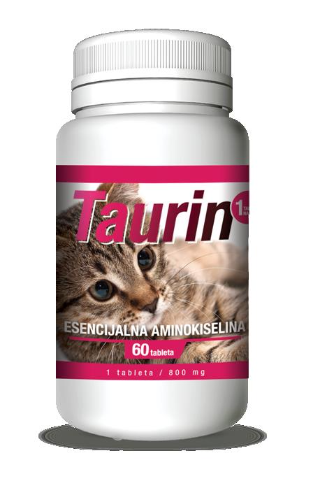 Taurin Za Mačke 60 Tableta