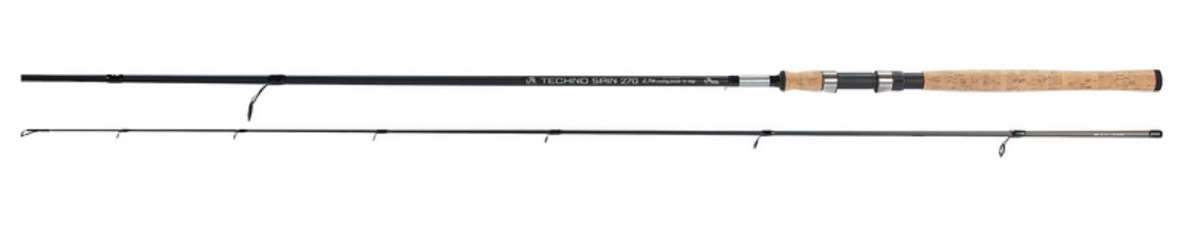 Techno Spin 2,4 m 10-30 gr Fil Fishing štap