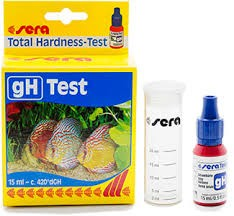 Test za ukupnu tvrdoću vode GH Test