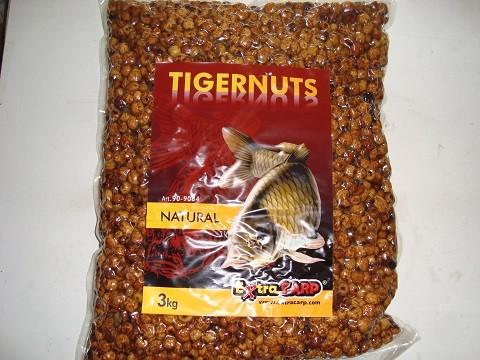 Tigrov orah/Tigernuts 3 kg -kuvan i vakumiran