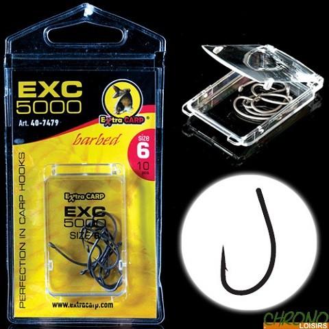Udice EXC 5000 No 8 10 komada/pakovanje