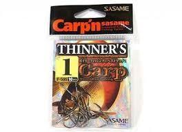 Udice Sasame Thinner Carp
