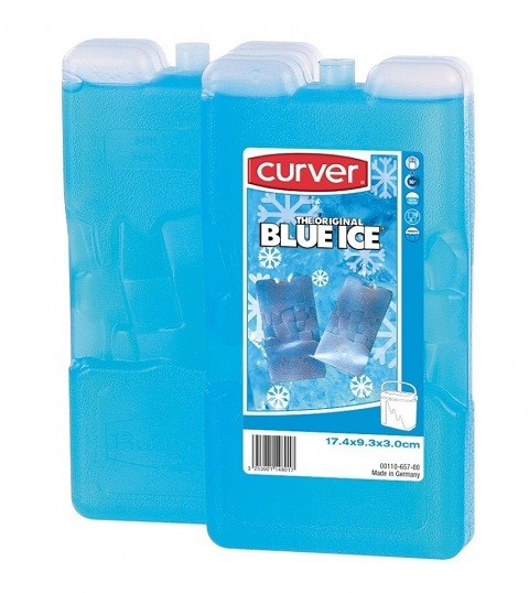 Ulošci za frižider Curver-Blue Ice
