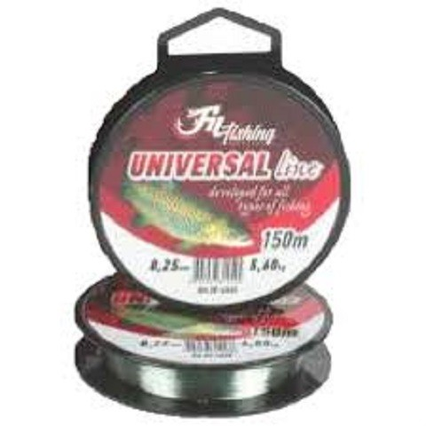 Universal line 150 m. 0,14mm. Filfishing